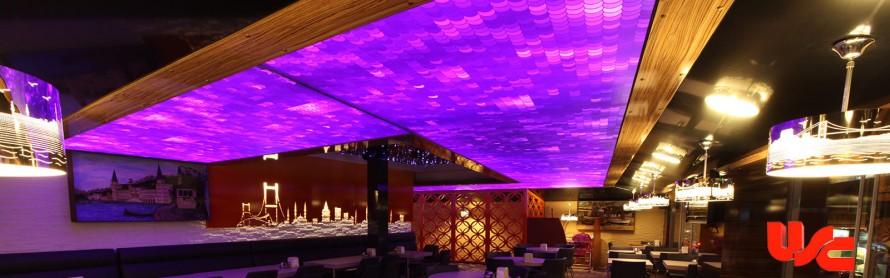 Sofistike tavan tasarımları