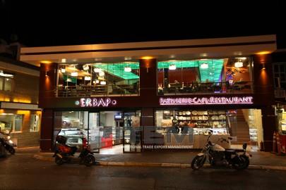 Boğazın incisi Erbap Cafe