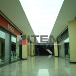 forum istanbul floresan aydınlatmalı gergi tavan