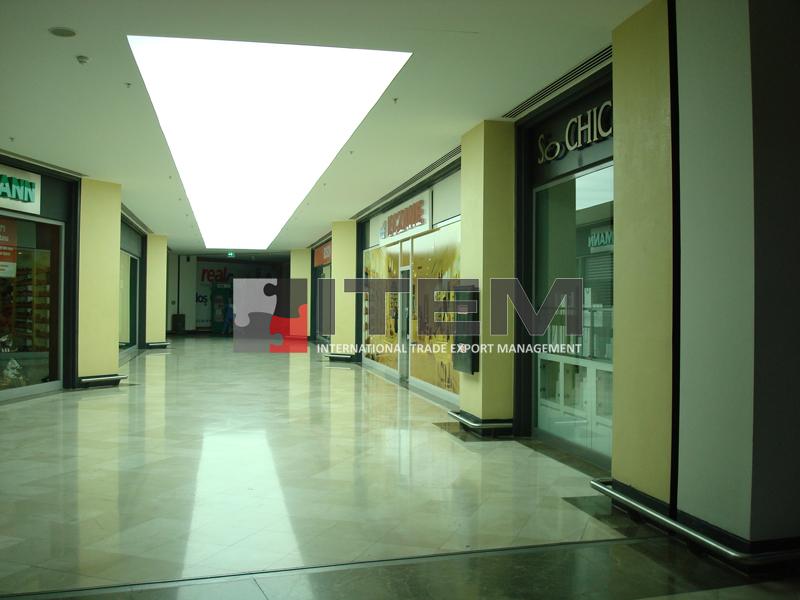forum istanbul barisol gergi tavan aydınlatmaları