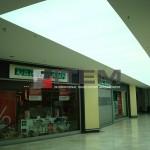 forum istanbul deichmann koridoru gergi tavan aydınlatmaları