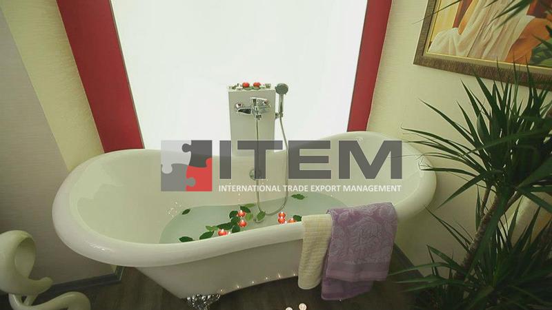 banyo küvet arkası gergi tavan uygulama