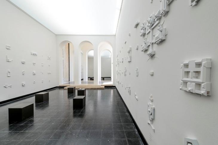 Venedik Mimarlık Bienali Avusturya Standı