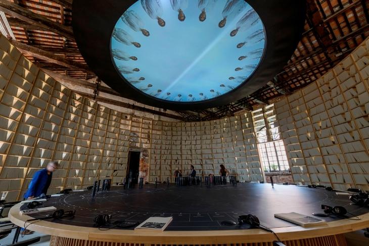 Venedik Mimarlık Bienali Bahreyn Standı