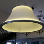 özel form gergi tavan aydınlatma armatürü