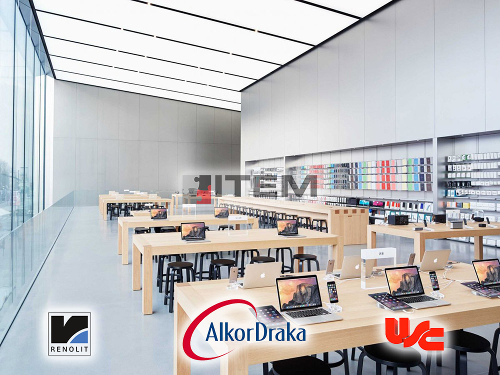 apple store gergi tavan