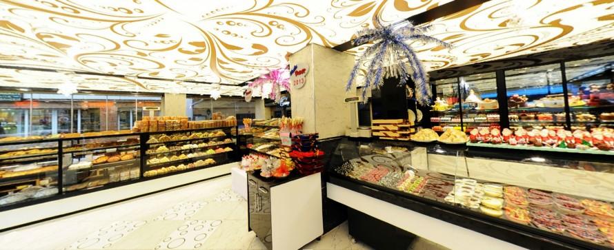 Erbap Cafe Gergi Tavan