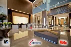 Radisson Blu Hotel Kayseri Gergi Tavan Uygulamaları