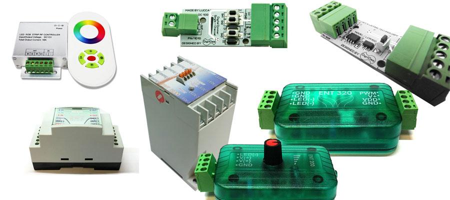 Gergi Tavan LED Aydınlatma Kontrol Sistemleri